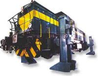 جک بالابر واگن قطار