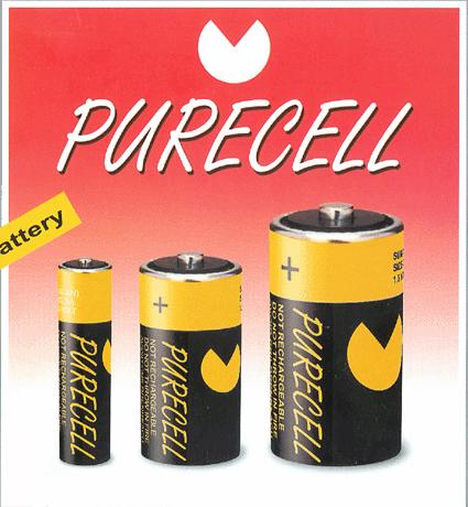 خرید کن باتری PURECELL