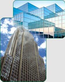 فروش  شیشه های ساختمانی