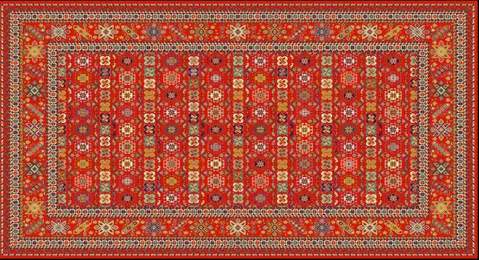 فروش  فرش ستاره مدل 1124/22