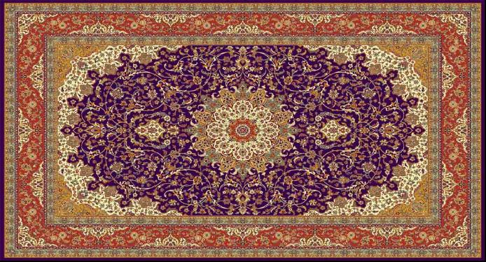 فروش  فرش ستاره مدل Esfahan 1130/52
