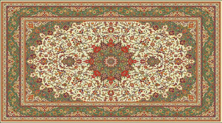 فروش  فرش ستاره مدل Esfahan 1130/31