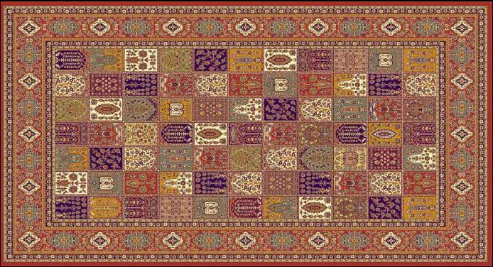 فروش  فرش Kheshti 1134/62