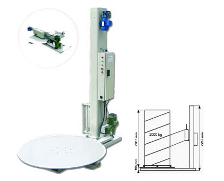 فروش  دستگاه استرچ پالت 1101