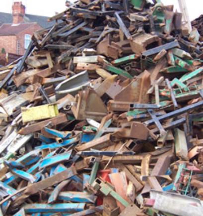 Buy Scrap, screenings, ferrous metals