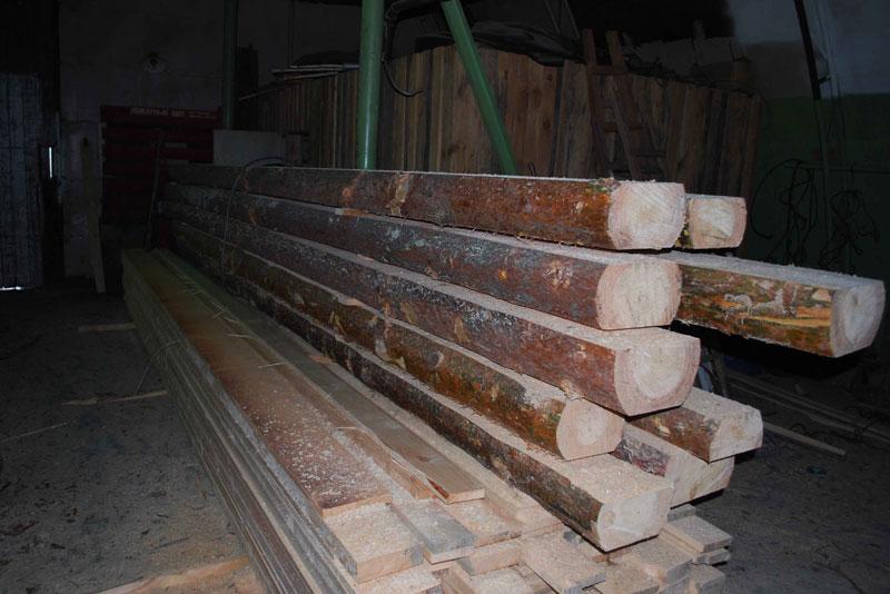 فروش  چوب روسی