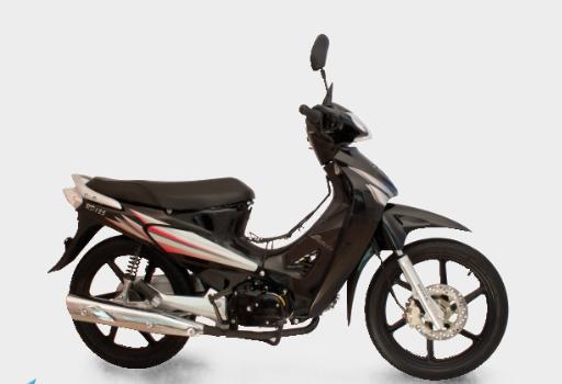 فروش  موتور سیکلت مدل دایچی ۱۲۵ آر.دی