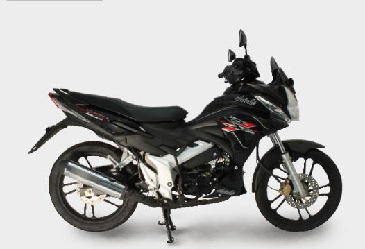 فروش  موتور سیکلت مدل دایچی 135
