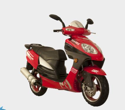 خرید کن موتور سیکلت مدل پرواز اس .ک 150