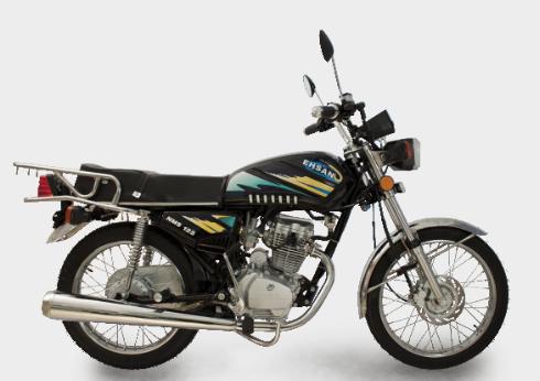 فروش   موتور سیکلت مدل احسان 125