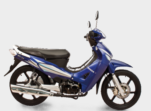 فروش  موتور سیکلت مدل احسان ۱۲۵ آر.دی