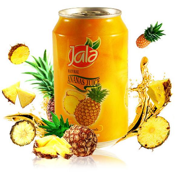 فروش  قوطی نکتار آناناس