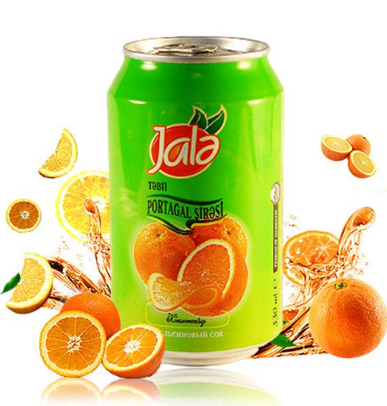 فروش  نکتارپرتقال در حالت قوطی