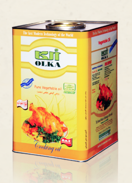 فروش  روغن پالم اولئين مخصوص صادرات الكا