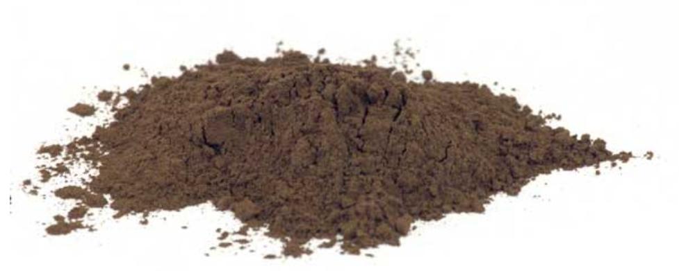 پودر پوست جوز (رنگ مو )