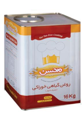خرید کن روغن گیاهی محسن