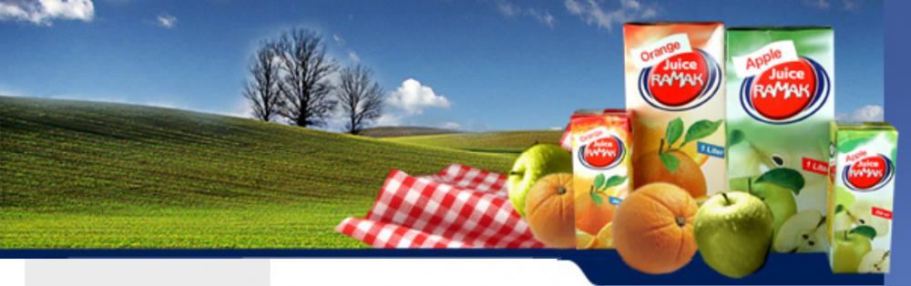 فروش  آب میوه استرلیزه