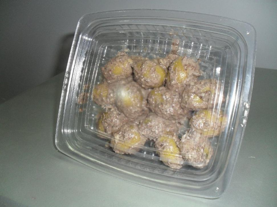 خرید کن زیتون پرورده در بسته های 130 گرمی