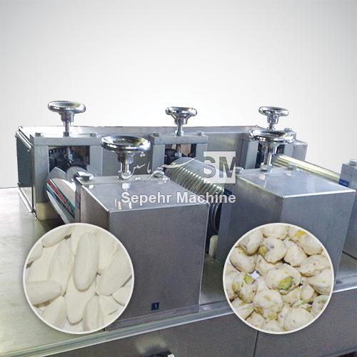 خرید کن سپهر ماشین - خط تولید شکر پنیر