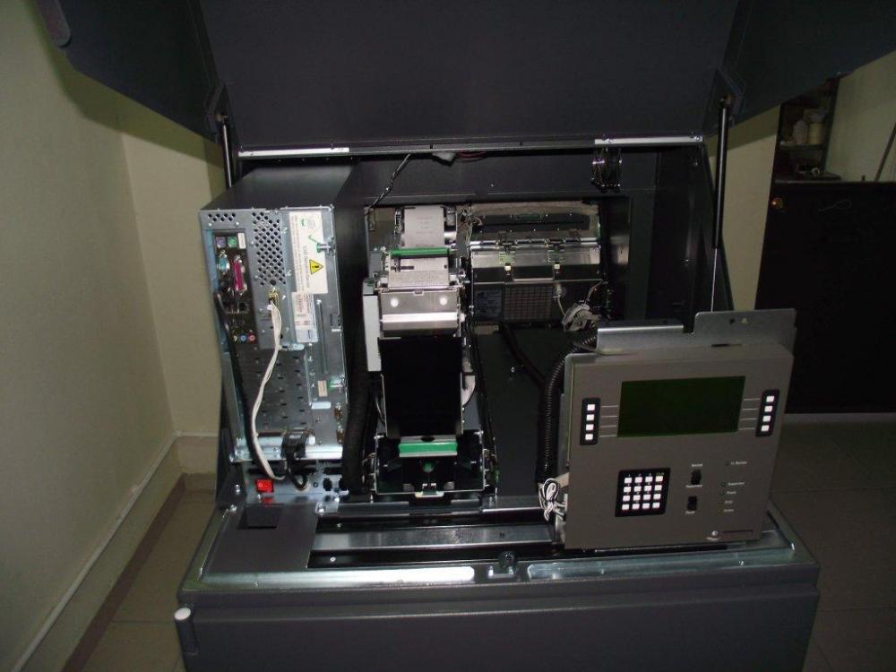 خرید کن قطعات داخلی سیستم عابر بانک (ATM)