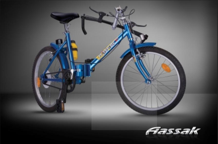 خرید کن دوچرخه تاشو