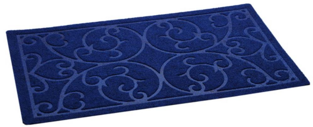 فروش  پادری طرح پیچک رنگ آبی