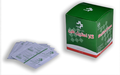 فروش  گاز استريل طبی 10* 10