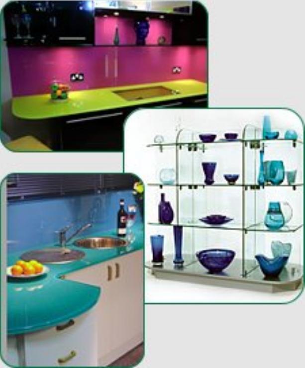 فروش  شیشه های تزئینی