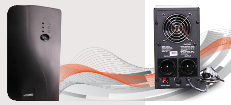 فروش  ABAN 1200VA-L Series