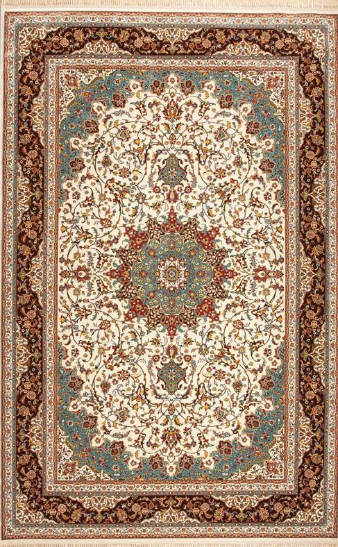 فروش  فرش ابریشم مصنوعی 2