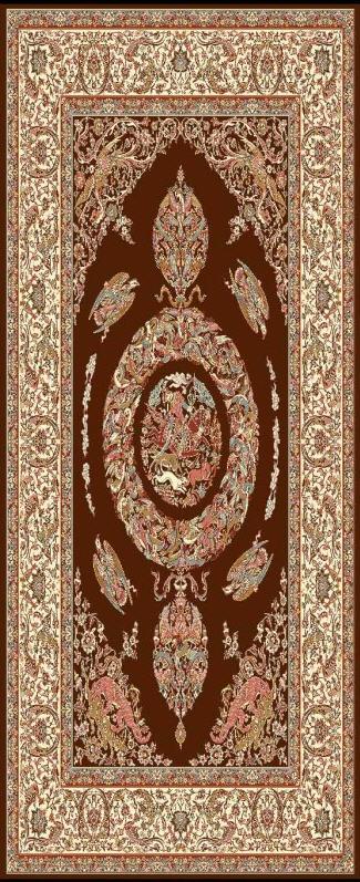 فروش  فرش ابریشم مصنوعی 13