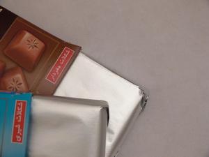 خرید کن لامينه فويل با انواع كاغذ( گريس پروف ،سولفيت،... )با پوشش پارافين غذايي با قابليت چاپ
