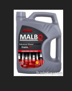 Gold malbo motor oil