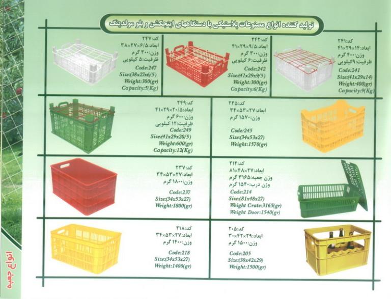 فروش  سبدهای پلاستیکی