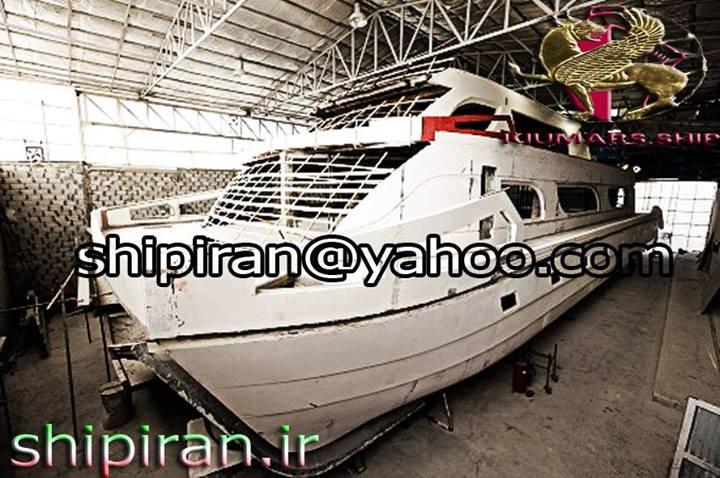 فروش  Ship restaurant 400 passengers in iran for sale