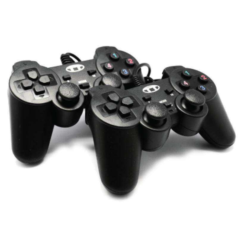 فروش   gamepad double vibration گیم پد دوبل شک دار