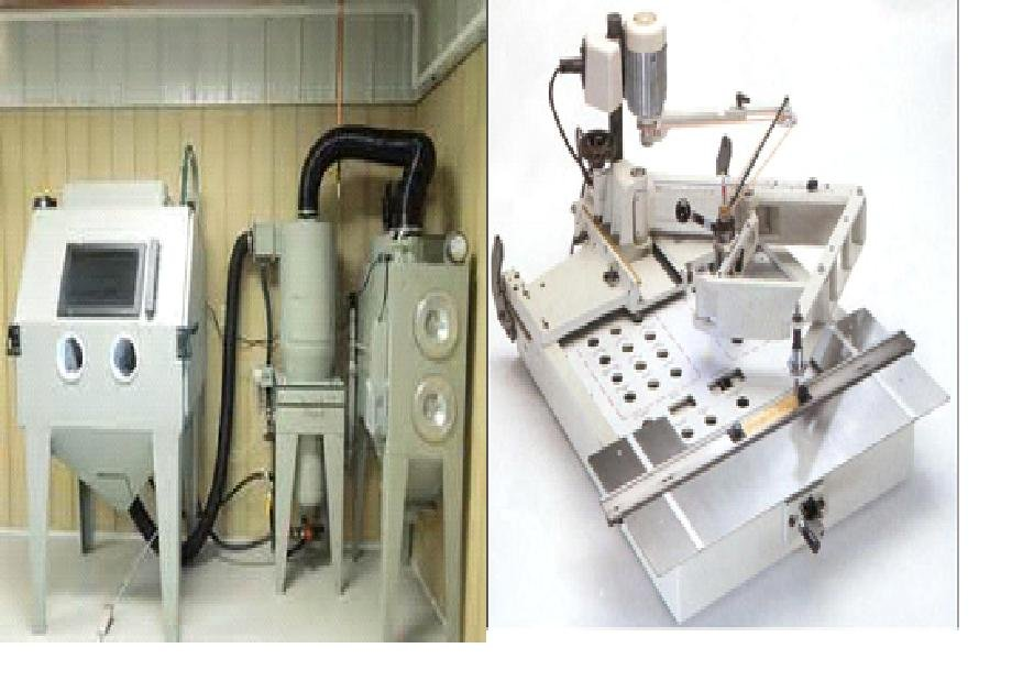 فروش  SANDBLAST MASHINES,PANTOGRAF MASHINES,DUST DIRECTION,CANDY PRODUCT LINE
