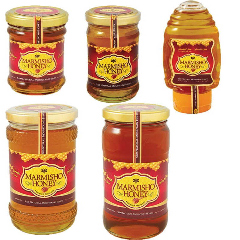 خرید کن 100% Natural Mountain Honey