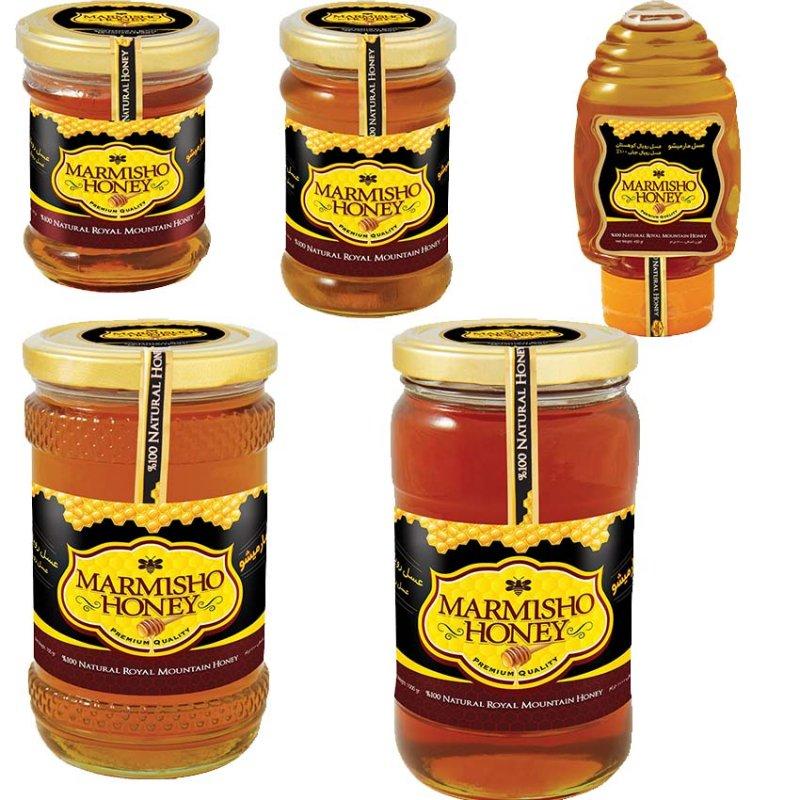 فروش  100% Natural Royal Mountain Honey