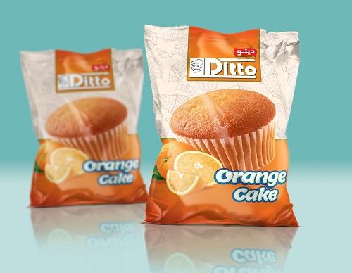 فروش  Orange cake