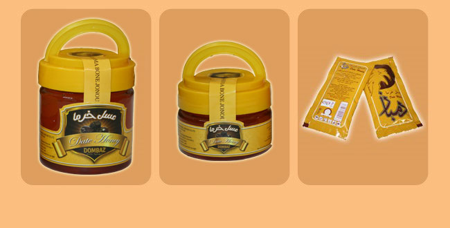 فروش  عسل خرما