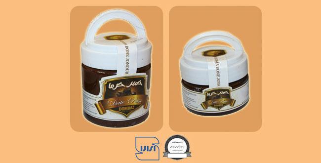 فروش  شکلات صبحانه خرما(کرم خرما)