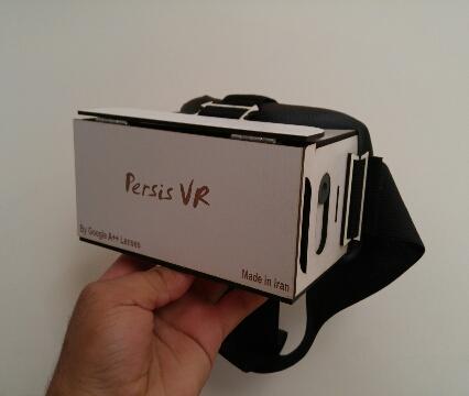 فروش  هدست واقعیت مجازی مدل های رویا و پرسیس