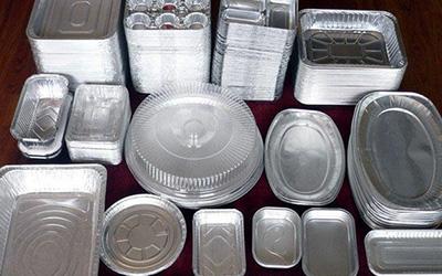 فروش  یک دستگاه تولید ظرف آلومینیومی یکبار مصرف دست دوم کم کارکرد (در حد نو) با قالب دو کویتی