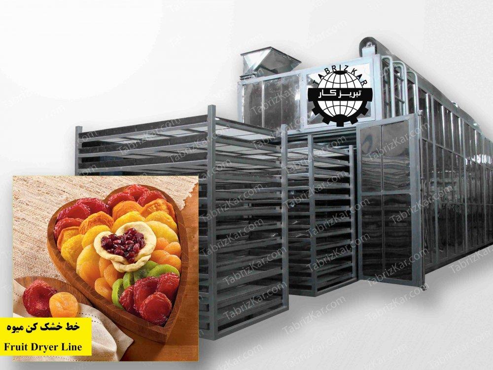 خرید کن خشک کن میوه و سبزیجات