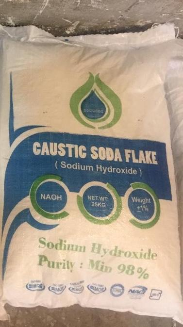 خرید کن CAUSTIC SODA FLAKE