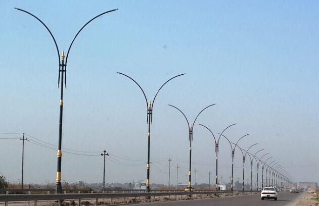 Buy Street light poles