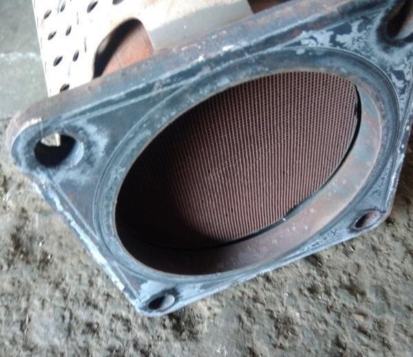 خرید کن Catalyst converter scraps