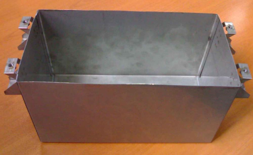 خرید کن احجام فلزی برای صنایع نیروگاهی