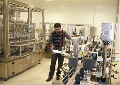 فروش  ماشین آلات صنایع دارویی
